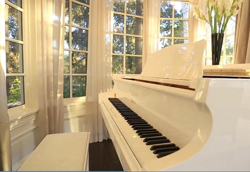decoração casa Jennifer Lopez - cris vallias blog 9
