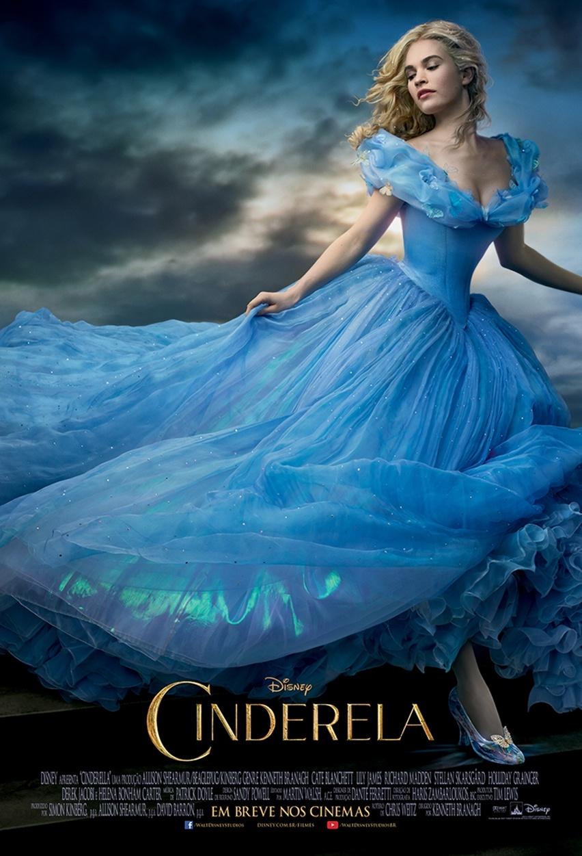 Cinderela - novo filme - 2015