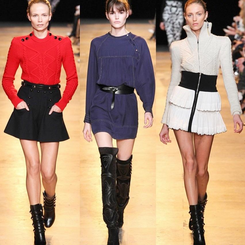 isabel maranti - paris fashion week 2015 - cris vallias blog 1
