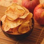 receita fit de chips de maçã - cris vallias blog 6