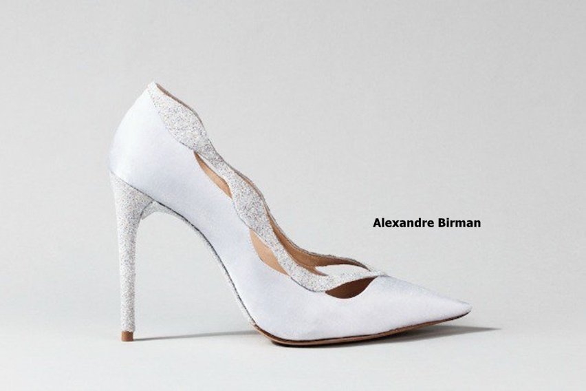 sapatinho de cristal - cinderela shoe - by Alexandre Birman - cris vallias blog