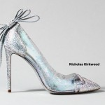sapatinho de cristal - cinderela shoe - by Nicholas Kirkwood - cris vallias blog