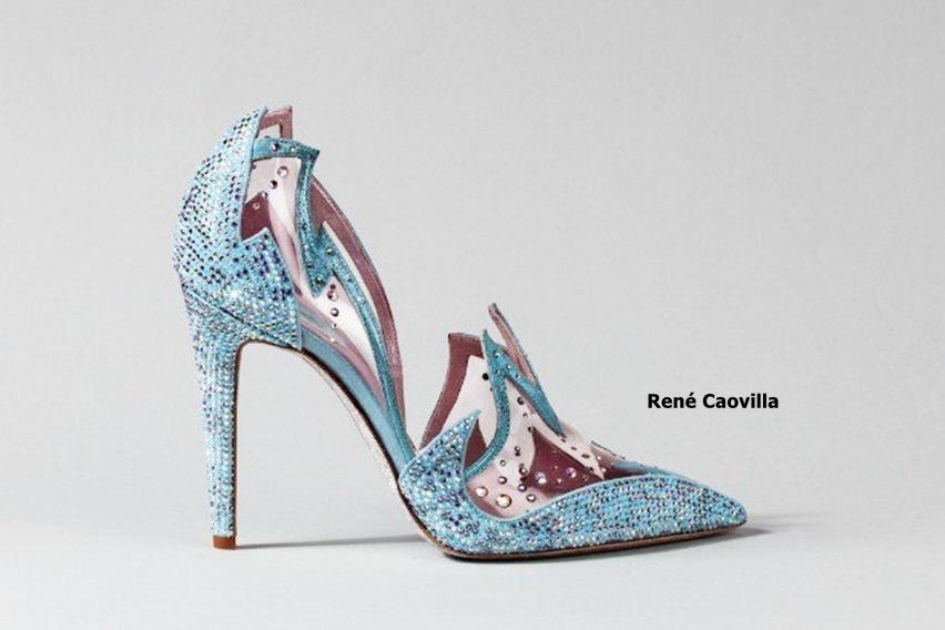 sapatinho de cristal - cinderela shoe - by René Caovilla - cris vallias blog
