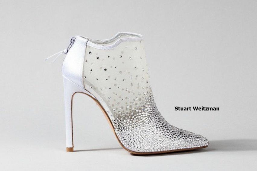 sapatinho de cristal - cinderela shoe - by Stuart Weitzman - cris vallias blog