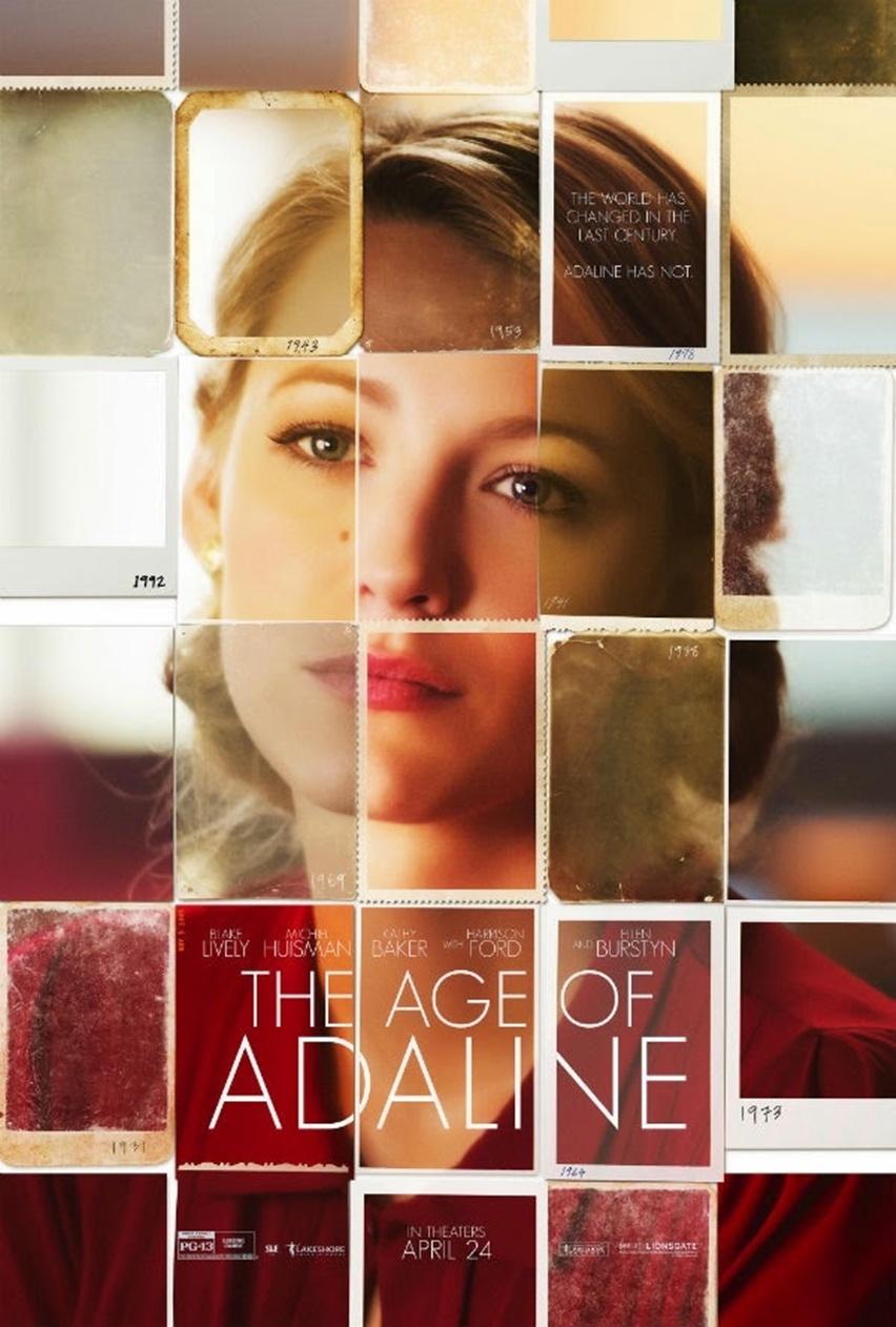sobre o filme The Age of Adaline com Blake Lively - cris vallias blog 1