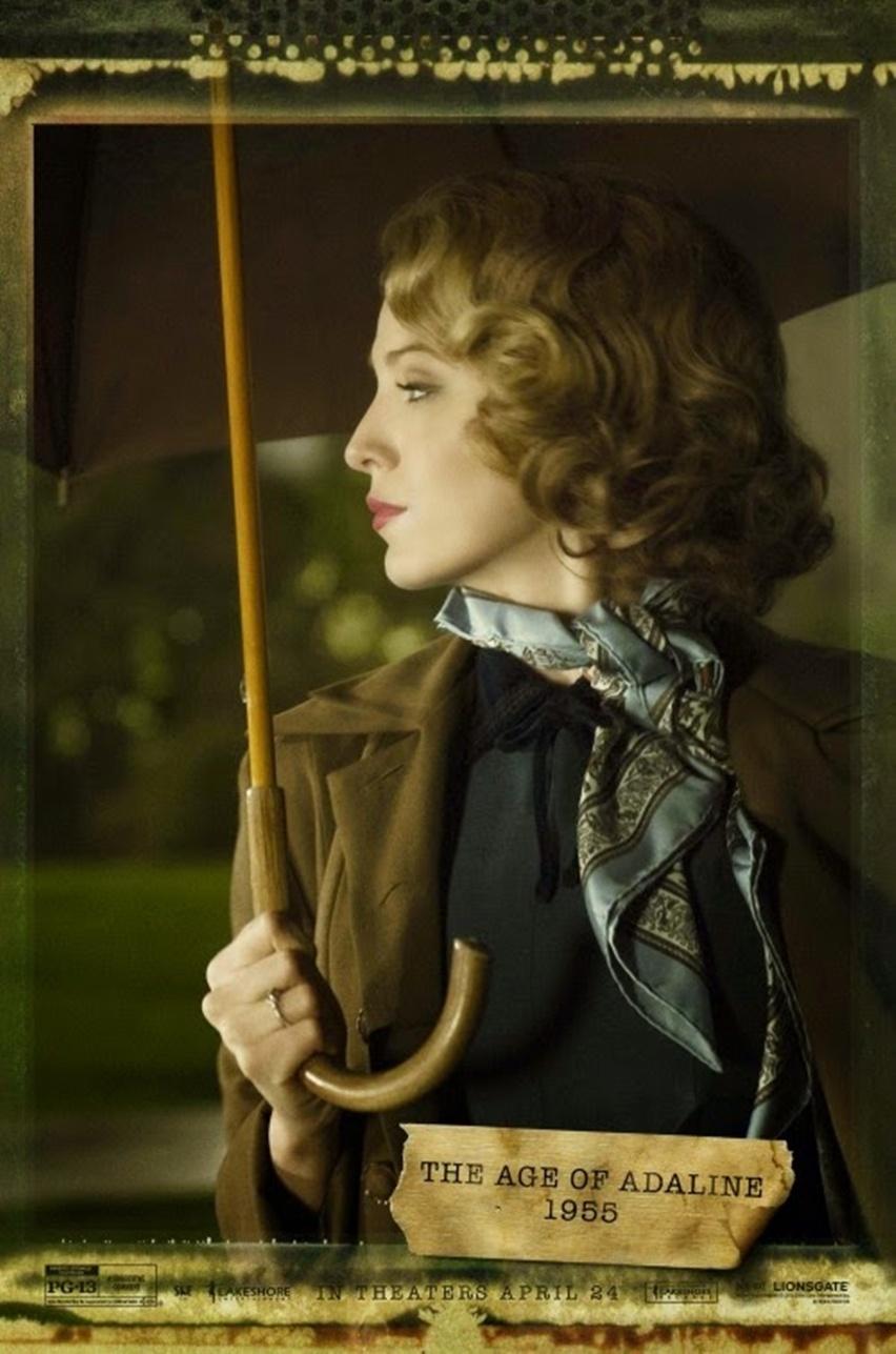 sobre o filme The Age of Adaline com Blake Lively - cris vallias blog 11