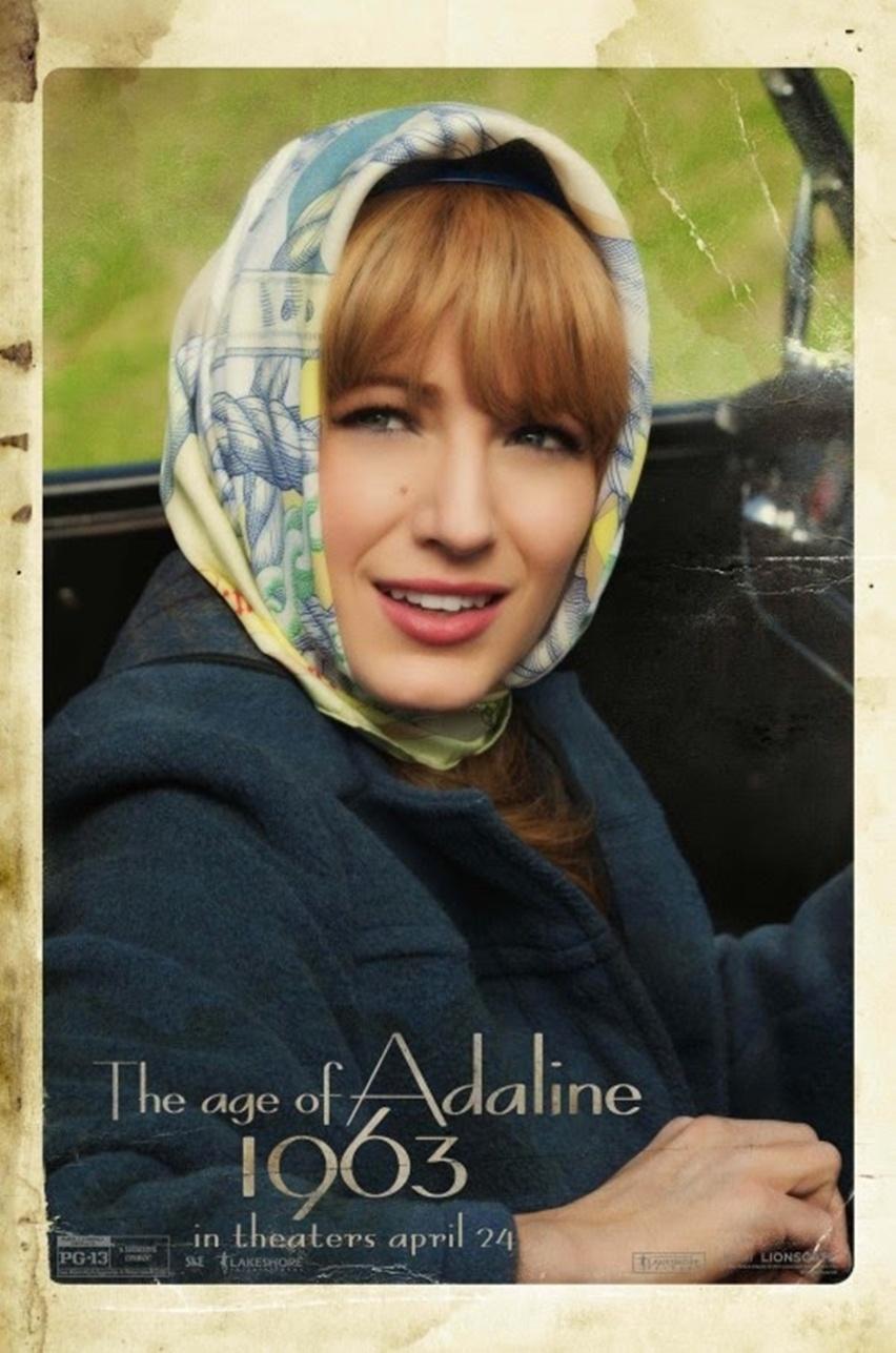 sobre o filme The Age of Adaline com Blake Lively - cris vallias blog 12