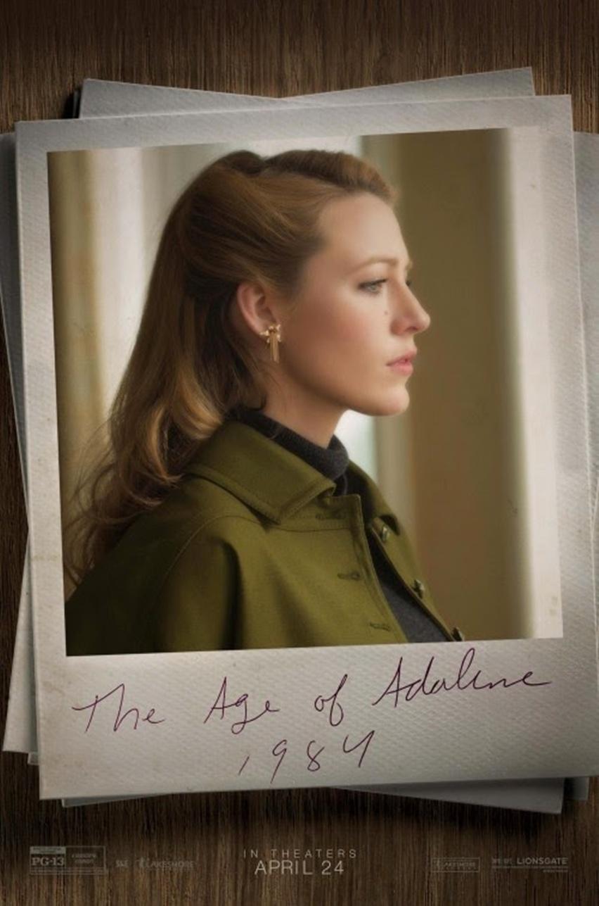 sobre o filme The Age of Adaline com Blake Lively - cris vallias blog 14