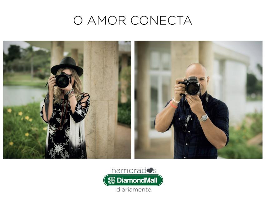 o amor conecta - shopping diamond mall - dia dos namorados - cris vallias blog