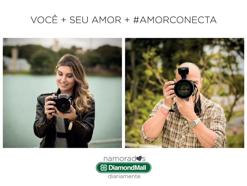 projeto lens between us - cris vallias e ramaya vallias - shopping diamond mall - dia dos namorados 2015 - o amor coneta