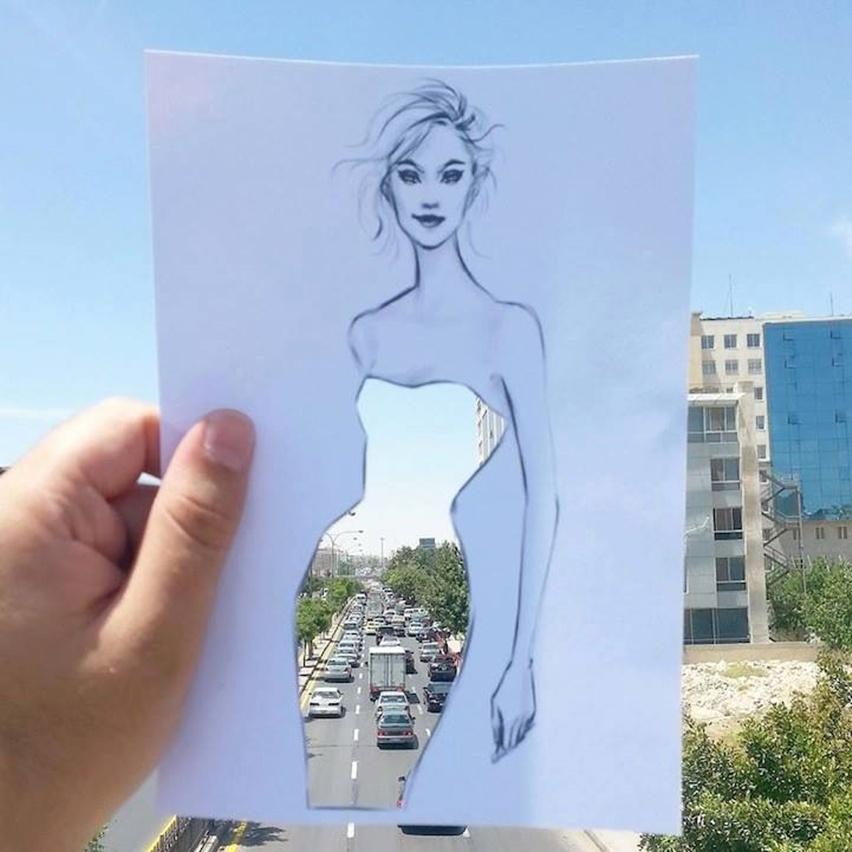 Shamekh Bluwi - Ilustração de Moda e Arquitetura - Cris Vallias Blog 1