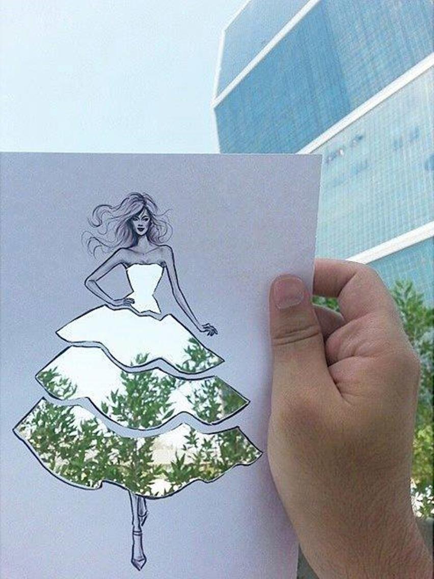 Shamekh Bluwi - Ilustração de Moda e Arquitetura - Cris Vallias Blog 3