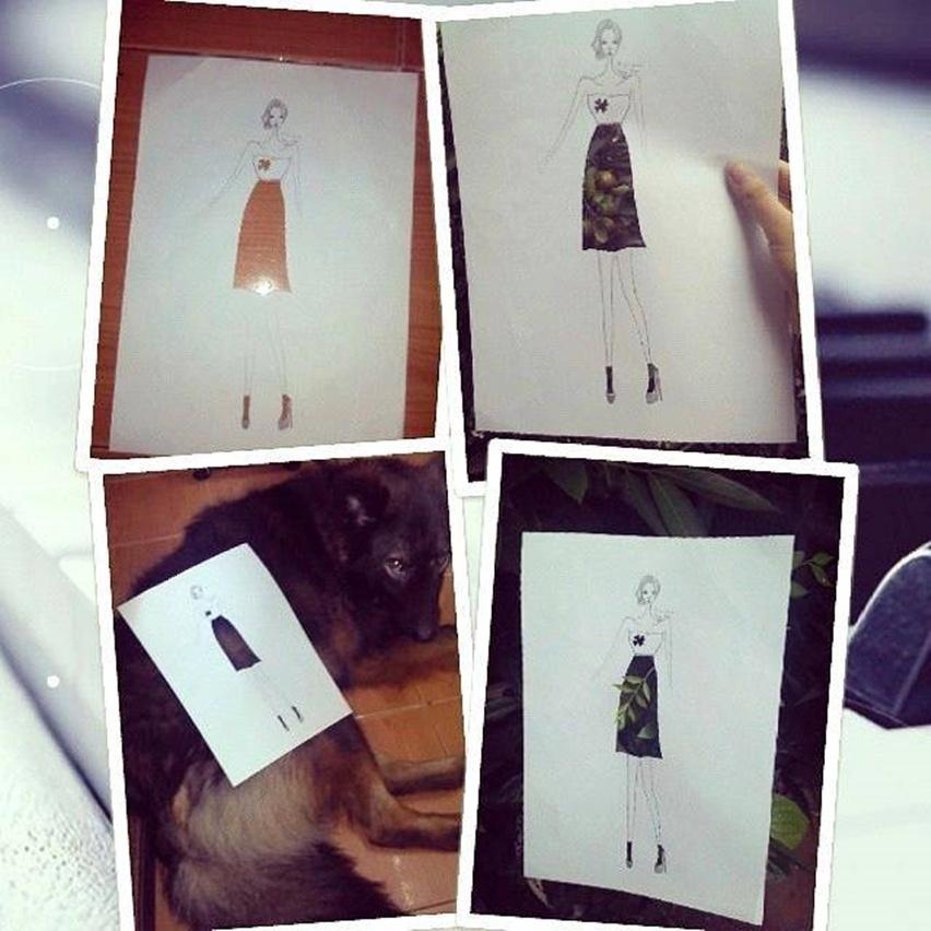 Shamekh Bluwi - Ilustração de Moda e Arquitetura - Cris Vallias Blog 7