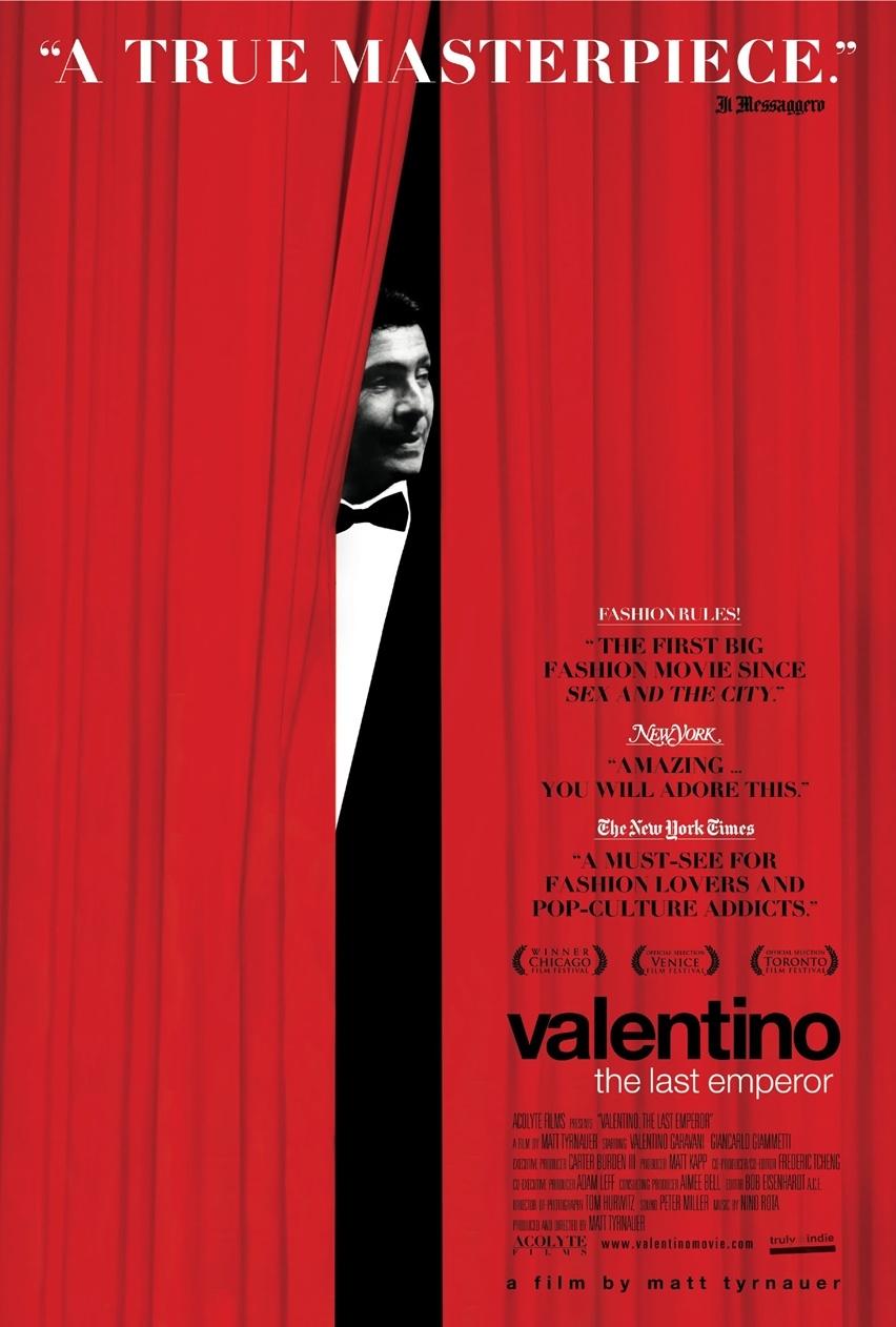 16 - Valentino O último Imperador - cris vallias blog