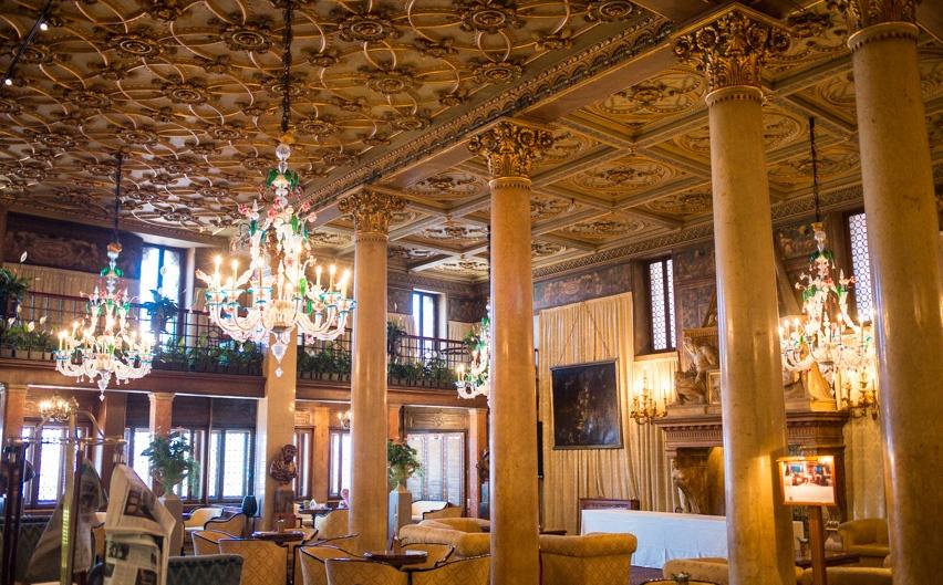 hotel danieli veneza