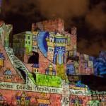 espetaculo das cores na torre de david