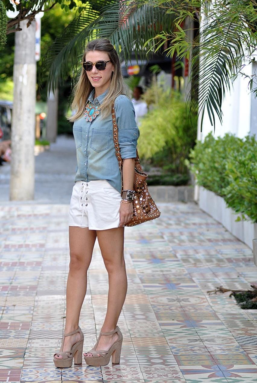 look inspiração com camisa - cris vallias blog 1