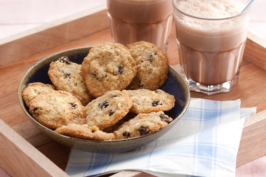 receita de cookies integrais da ivânia aziz - cris vallias blog 1