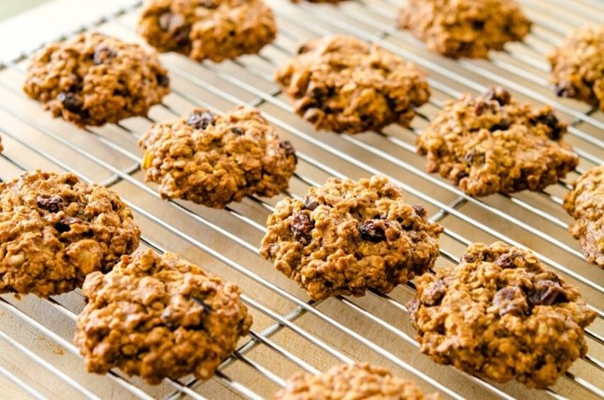 receita de cookies integrais da ivânia aziz - cris vallias blog 5