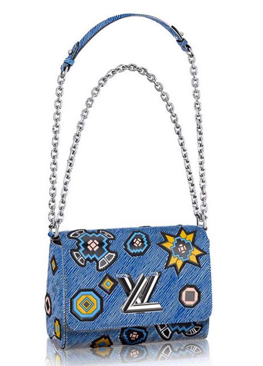 Bolsa Louis Vuitton - Outono 2015 - Cris Vallias Blog 5