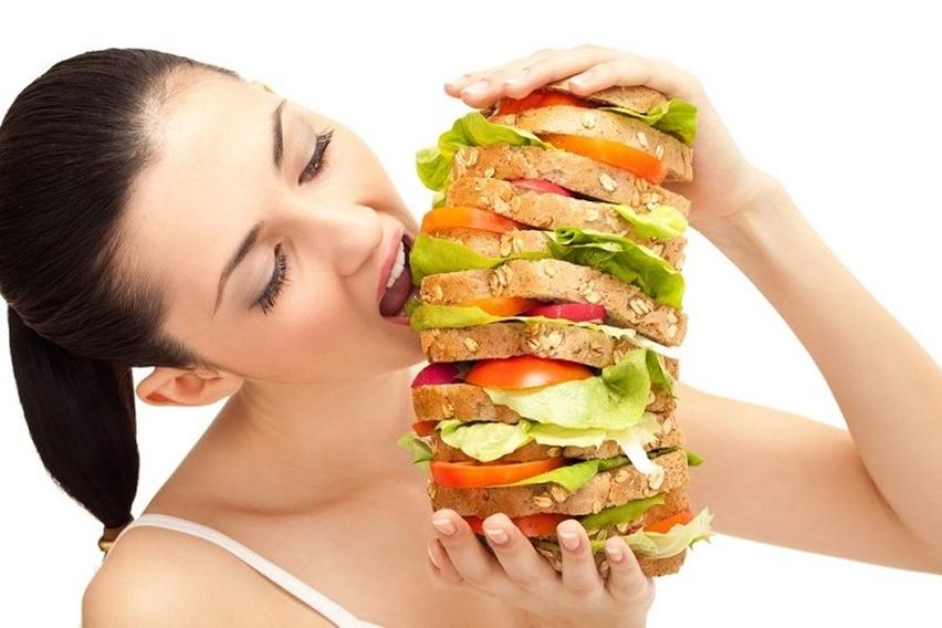 alimentos que aumentam a fome