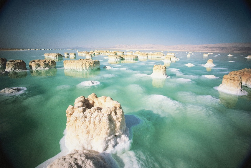 Dead-Sea-Jordan-Lowest-point-on-Earth