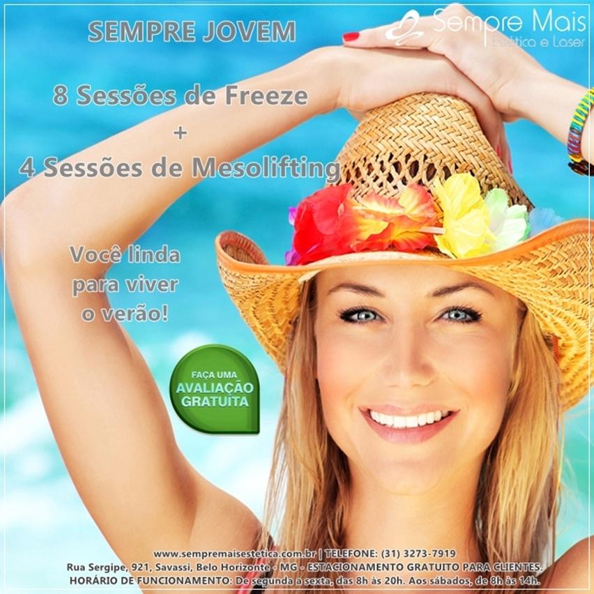 Verão Sem Canga Estética Sempre Mais - Cris Vallias Blog 2