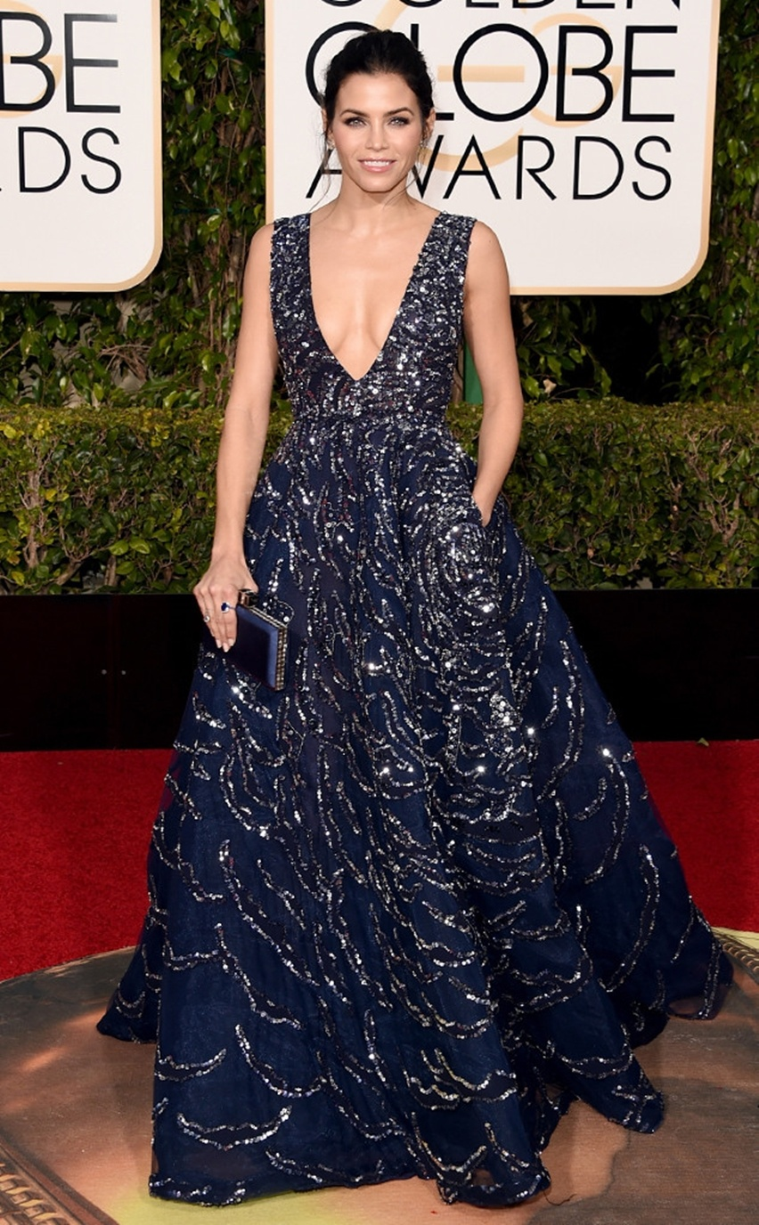 Globo de Ouro 2016 - Jenna Dewan Tatum
