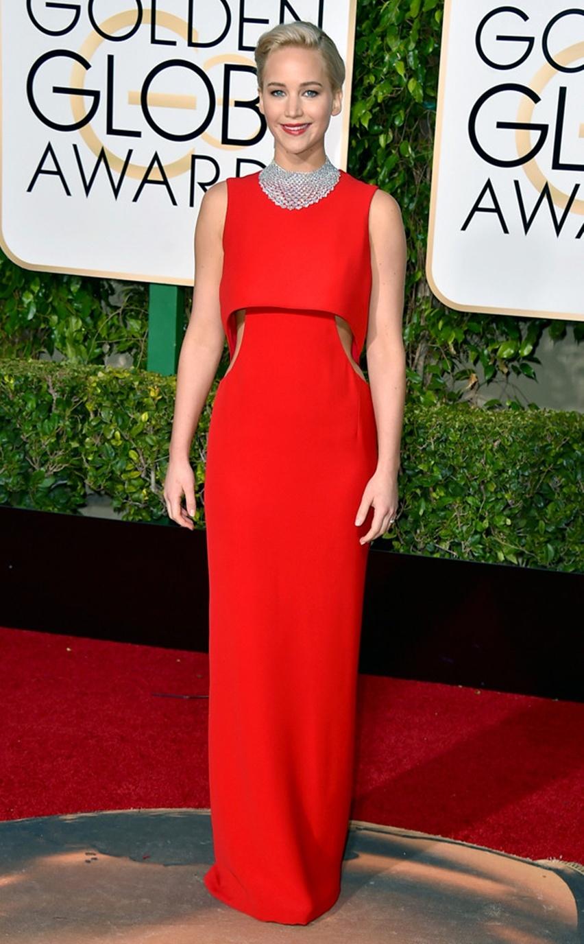 Globo de Ouro 2016 - Jennifer Lawrence