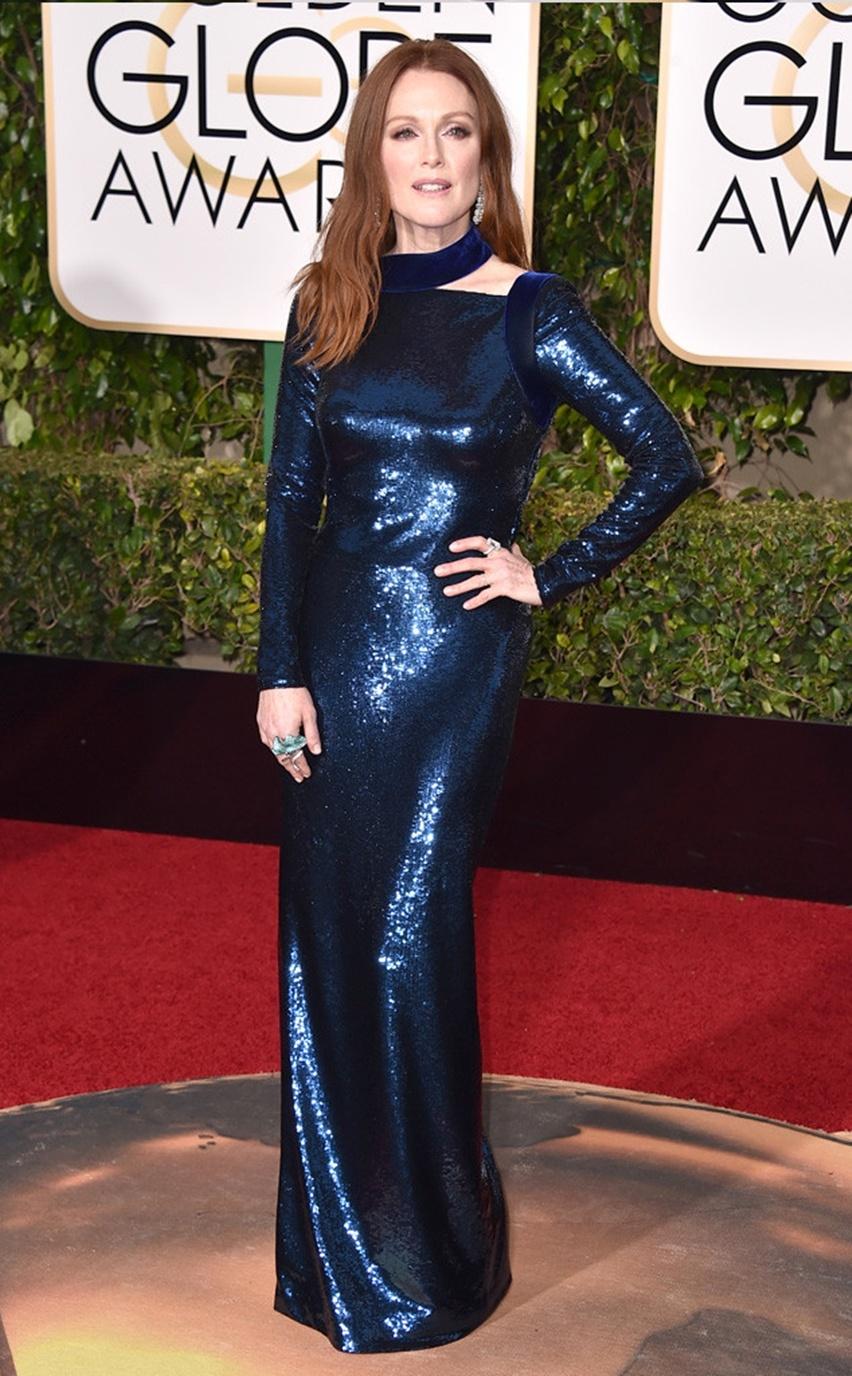 Globo de Ouro 2016 - Julianne Moore