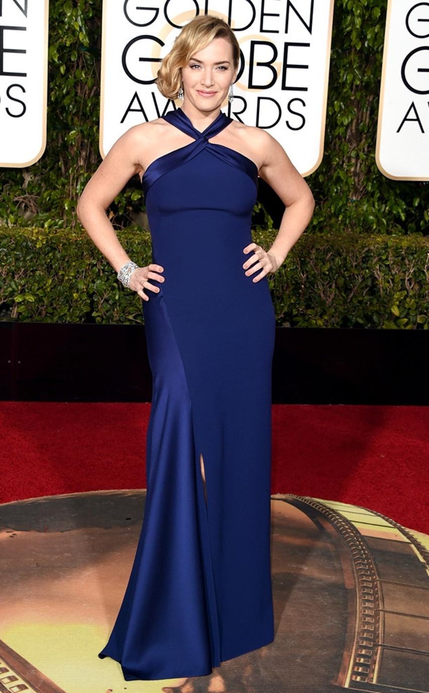 Globo de Ouro 2016 - Kate Winslet
