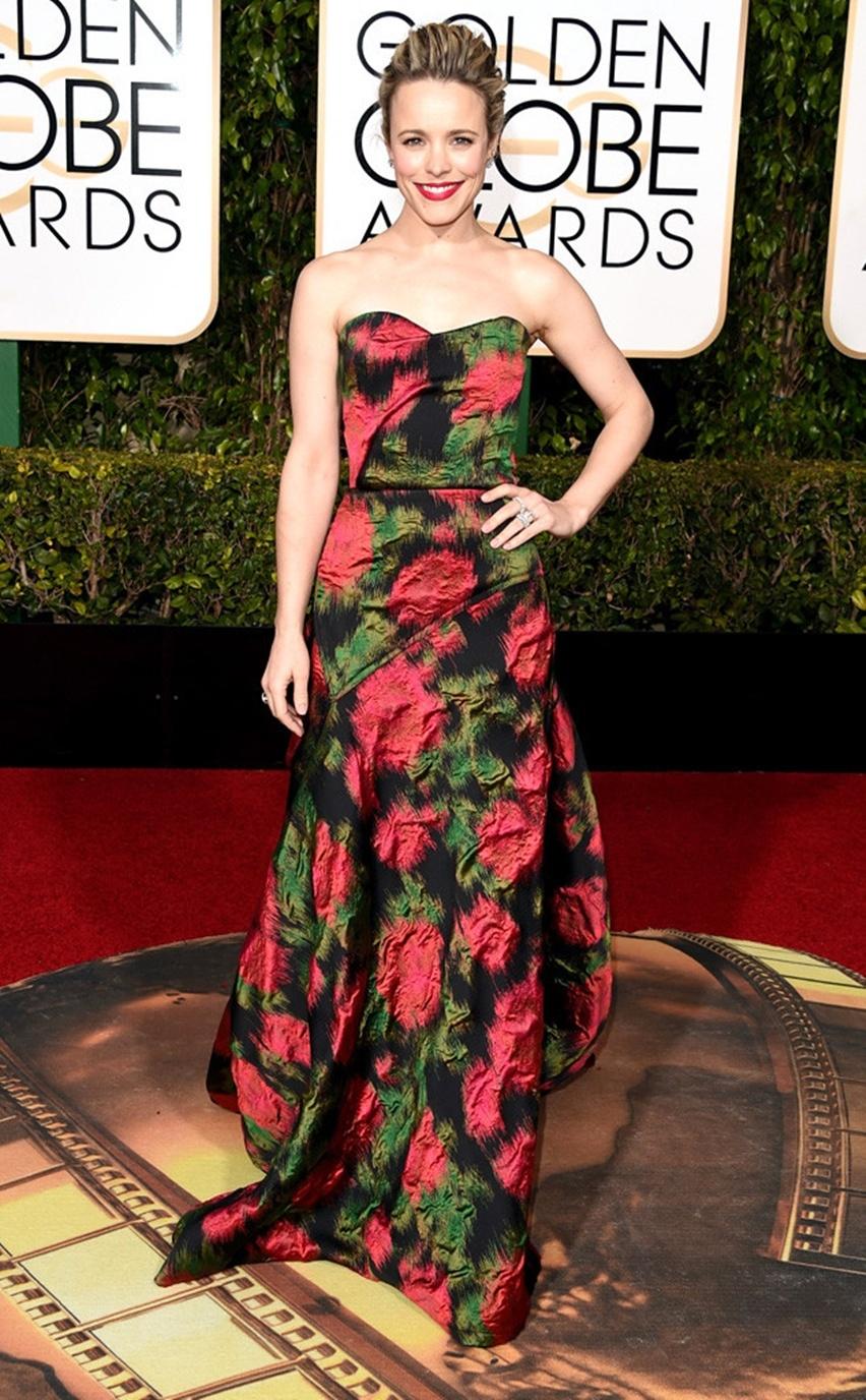 Globo de Ouro 2016 - Rachel McAdams